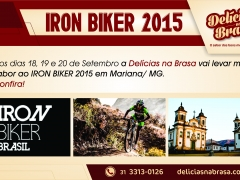 IRON BIKER 2015 - MARIANA - MG